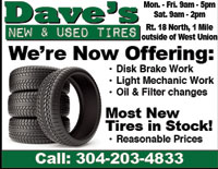 Daves Tires