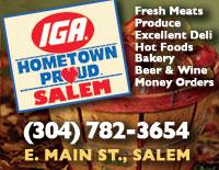 Salem IGA